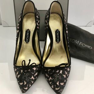 Tom Ford Lace Stilettos